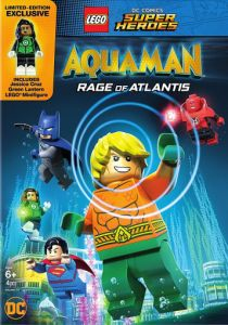 LEGO DC Comics Super Heroes: Aquaman - Rage of Atlantis (видео)